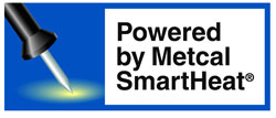 Powered by Metcal SmartHeat Logo