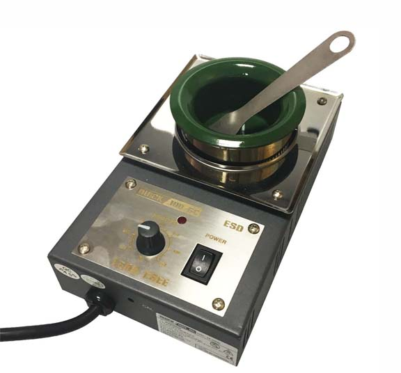 100-6CA Solder Dipping Pot